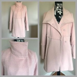 WORTHINGTON Pale Pink (nude) Winter Coat